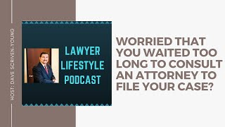 Mistakes Made When Hiring a Litigation Attorney: Waiting Until It's Too Late