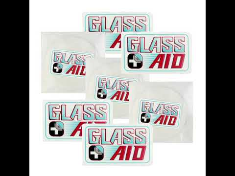 Glass Aid Cut Strips & Clay Bar