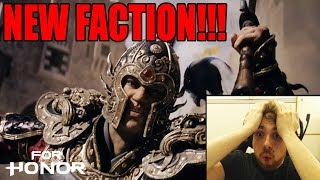 NEW CHINESE FACTION + NEW SIEGE MODE - Marching Fire E3 Reveal Reaction - dooclip.me