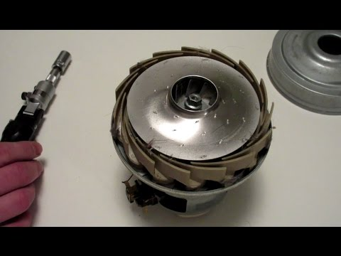 How To Clean Vacuum Cleaner Motor