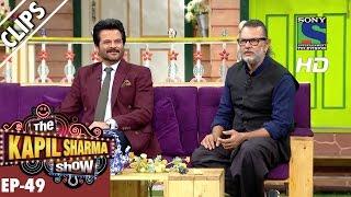 Anil Kapoor And Rakeysh Omprakash Mehra Promoting Mirzya The Kapil Sharma ShowEp498th Oct 2016