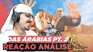 Costa Gold   Das Arábia Pt. 2 Ft. Haitam [Reação Análise]
