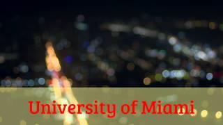 University of Miami - Location