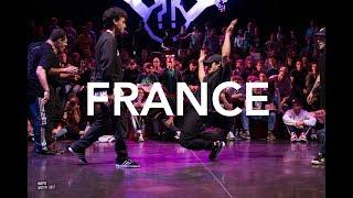 Bboy Illz | Who Got The Flower?! 2017 (Kaytranada - Breakdance Lesson N.1)
