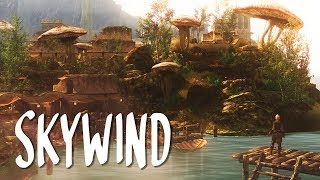 Skywind: A Mod The Size Of A Game
