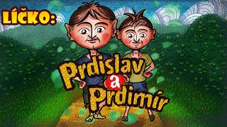 Video Libor Líčko Navrátil - Prdislav a Prdimír (Zpívánky strýčka Líčk
