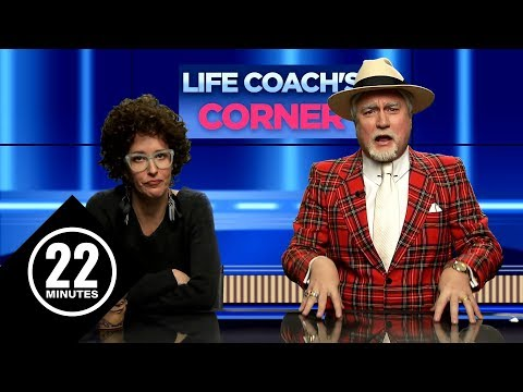 Don Cherry's new show: Life Coach's Corner | 22 Minutes