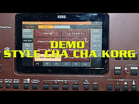 Download Korg Pa900 Styles Video 3GP Mp4 FLV HD Mp3 Download