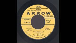 Dick Grass - Mr. John Law - Rockabilly 45