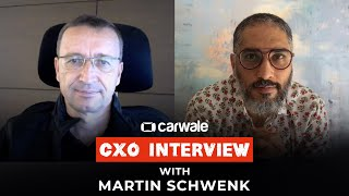10 Questions   Managing Director and CEO Mercedes-Benz India Martin Schwenk   CarWale CXO Interview