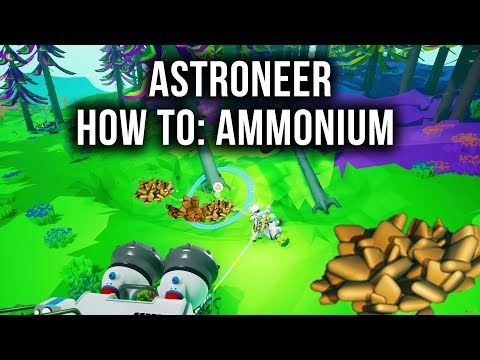 3 Easy Ways To Get Ammonium In Astroneer