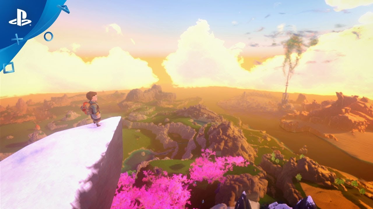 Yonder: The Cloud Catcher Chronicles Launches July 18 on PS4