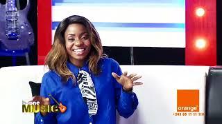 Papy Mboma avec la soeur choisie Basolua dans B-one Music
