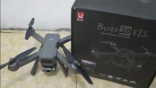 BELI DRONE MJX BUGS 20 EIS, KELENGKAPAN DAN TEST TERBANG