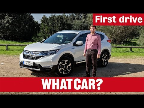 2020 Honda CR-V Hybrid review – five things you need to know | What Car?