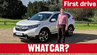 2019 Honda CR-V Hybrid review – five things you need to know   What Car?