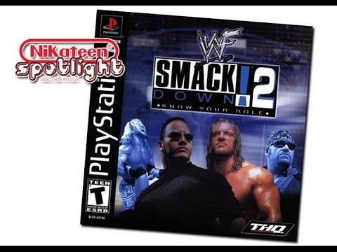 wwf smackdown 2 know your role ps1