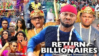 RETURN OF THE BILLIONAIRES SEASON 12 -YUL EDOCHIE|AKI & PAWPAW|2020 LATEST NIGERIAN NOLLYWOOD MOVIE