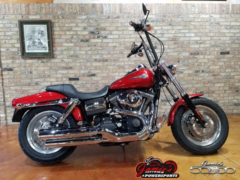 2008 Harley-Davidson Dyna® Fat Bob™ in Big Bend, Wisconsin - Video 1