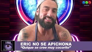 •GRAN HERMANO: ERIC RUIDOSO•  Rodriguez Galati #MisaCochina