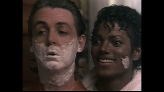 Michael Jackson ft. Paul McCartney - Say,  say
