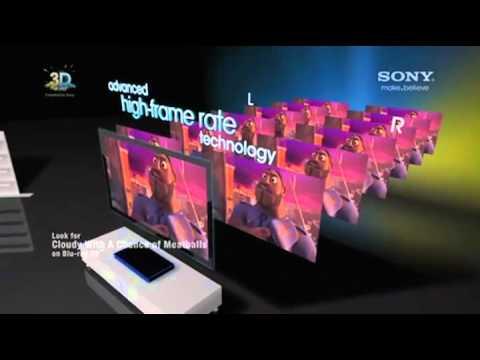Sony BRAVIA KDL32EX720 Commercial