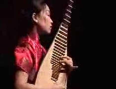 Instruments tradicionals xinesos