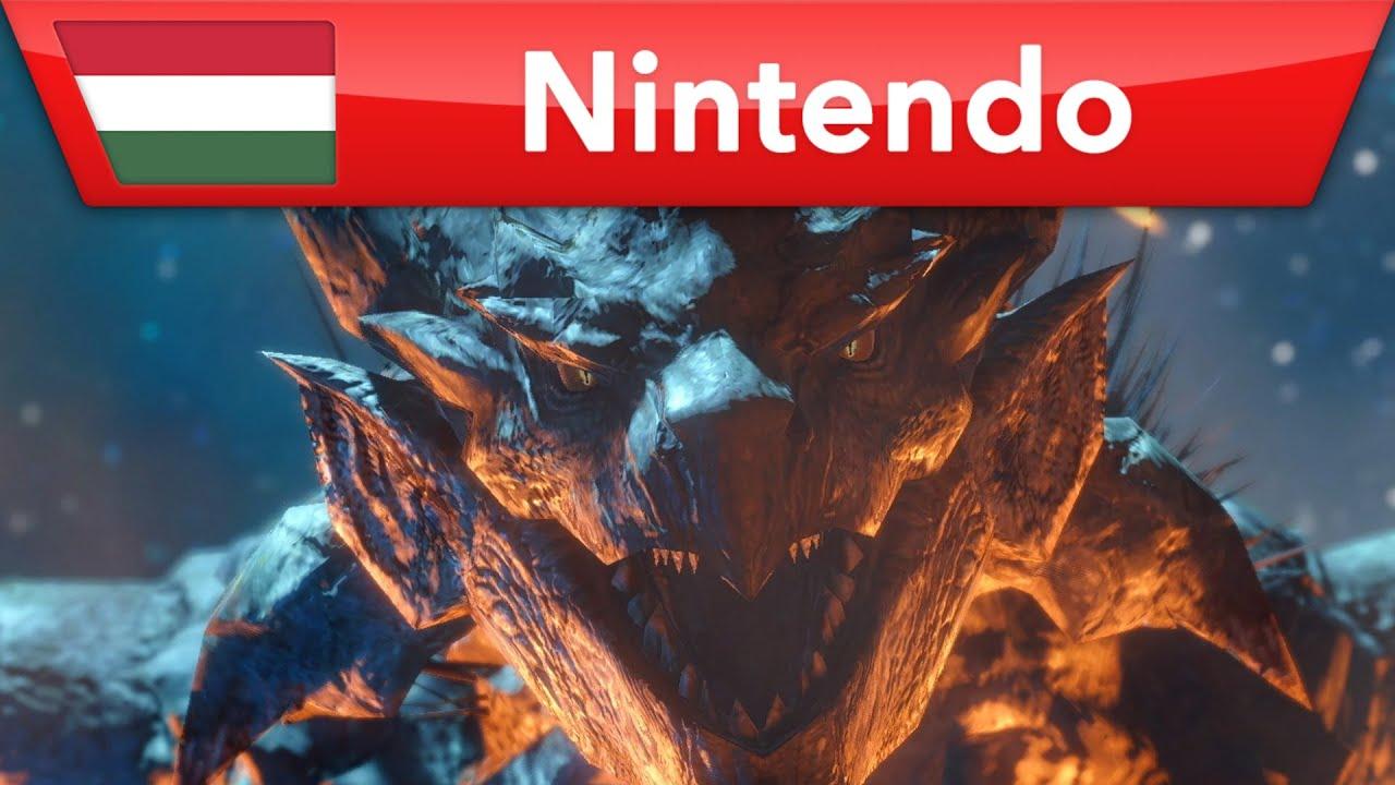 Monster Hunter Rise - Monsters | Nintendo Switch