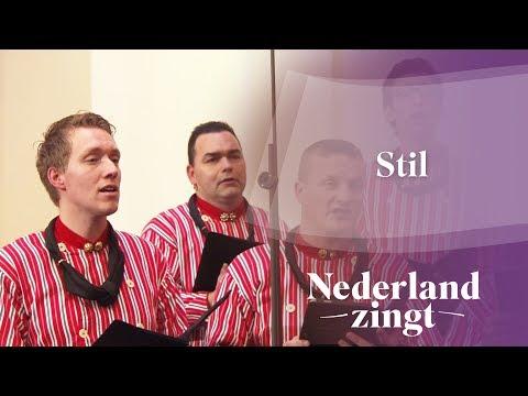 Christelijk mannenkoor uit Urk geeft concert in Biddinghuizen