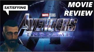 AVENGERS: ENDGAME MOVIE REVIEW (Non-Spoiler)
