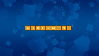 Picture of a game: Wordament
