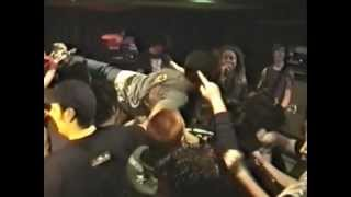 Strike Anywhere- You're Fired  (Live @ The Green Room, Melbourne AUS 03AUG2003 1/13)