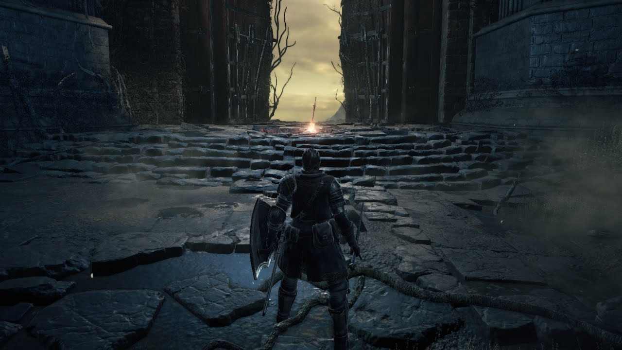 All Of Dark Souls 3 In Four Glorious Minutes