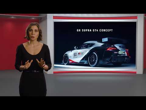 Toyota Europe über den GT4 Supra A90