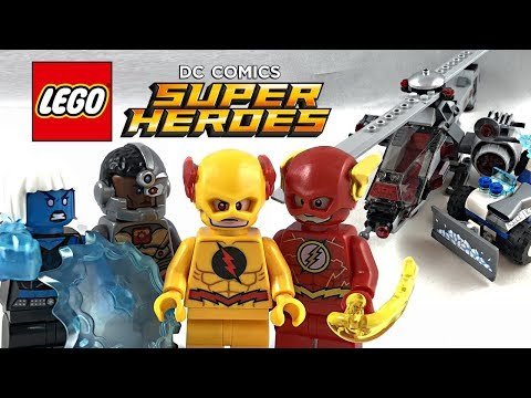 NEW LEGO REVERSE FLASH FROM SET 76098 JUSTICE LEAGUE (sh471)