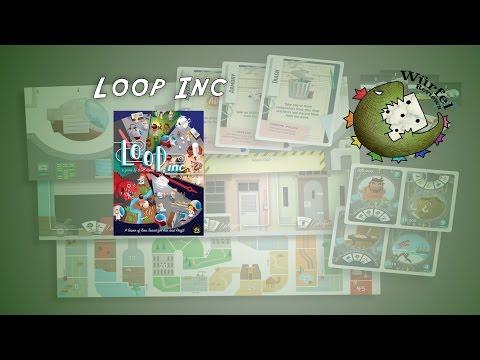Würfel Reviews: Loop Inc - Ilja and Alina