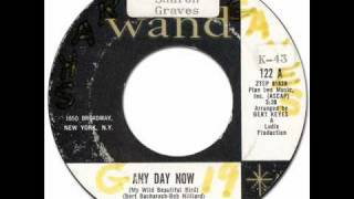 ANY DAY NOW (My Wild Beautiful Bird) - Chuck Jackson [Wand #122] 1962 60's R&B