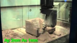 Портальный обрабатывающий центр CMS ARES - Обработка композита