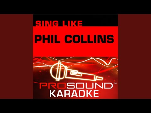 Separate Lives (Karaoke Instrumental Track) (In the Style of Phil Collins)