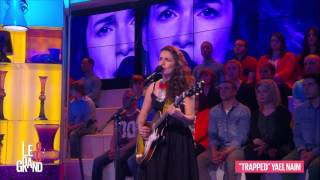 Yael Naim - Trapped (Live @ Le Grand 8)