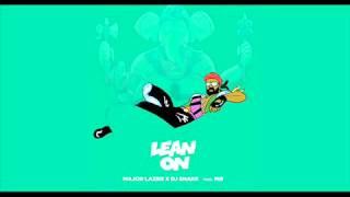 Major Lazer & DJ Snake-Lean On (Hardwell remix)