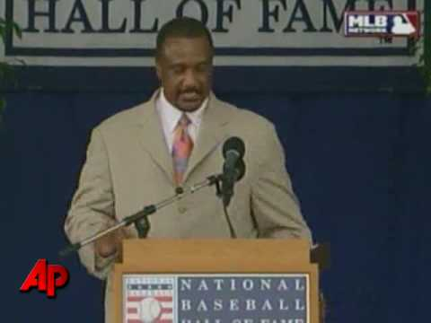 Jim Rice on Hall of Fame Induction