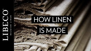 How Linen Is Made
