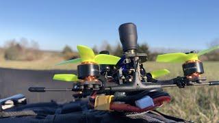 Whooping around new PID's | GEPRC GEP HX2 Hummingbird 3s | #FPV