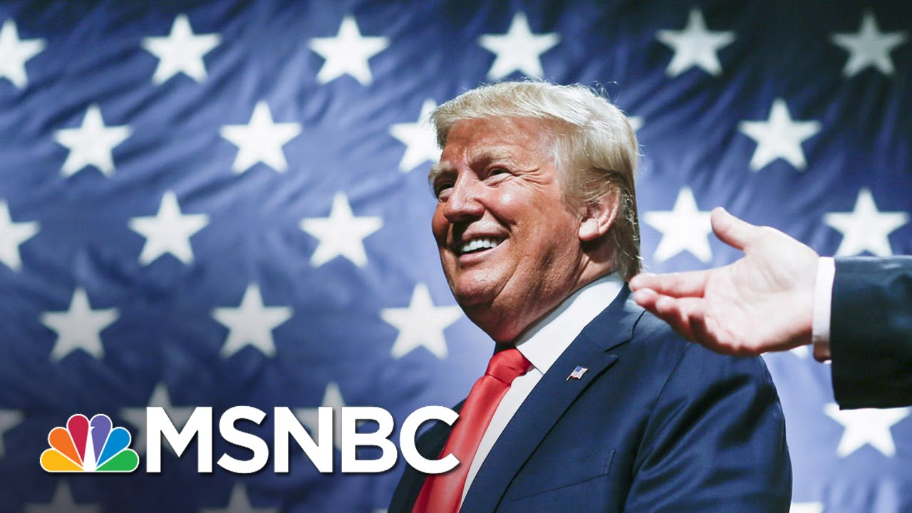 Donald Trump Goes Into Primaries With Big Lead   Morning Joe   MSNBC thumbnail