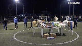 Un torneo di calcio a 7 dal cuore grande