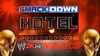 SDH Presents: The Official WWE 2K14 World Cup Tournament!