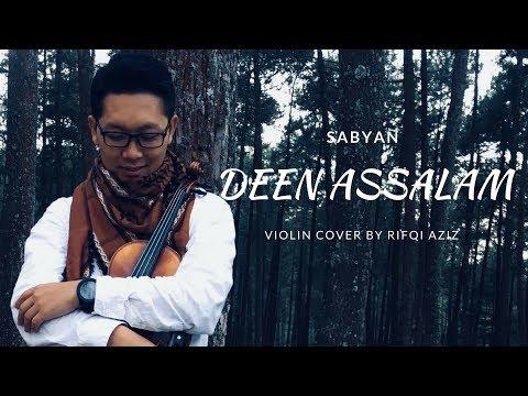 , title : 'Deen Assalam (Sabyan) - Violin Cover by Rifqi Aziz'