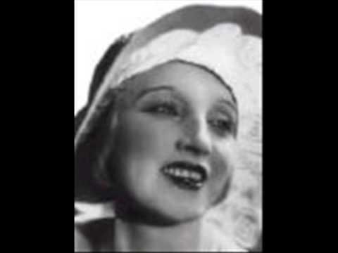 Hanka Ordonówna - Ja wiem (I Know), c. 1934