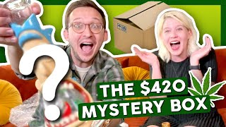 THE $420 MYSTERY BOX FOR 420 by That High Couple